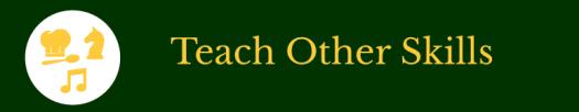 Teach-Other-Skills